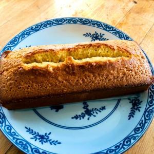 ブルターニュ生まれのバターケーキ、キャトルカール(Quatre-Quarts)の作り方