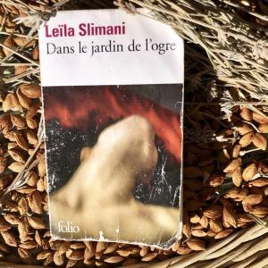 Dans le jardin de l'ogre 「人喰い鬼の庭で」- レイラスリマニの1作目、はずさず面白かった