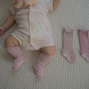 ベビーの靴下