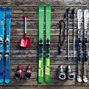 スキー板買っちゃったの巻