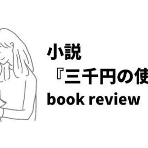『三千円の使い方』書評レビュー。お金の貯め方が楽しくわかる小説です