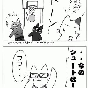 それいけNNN 社内対抗バスケットボール大会 その2