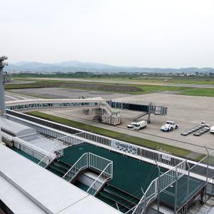 2010.08 富山AP 富山空港