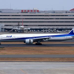 2011.02 羽田AP インタミ ANA B73 JA752A 他