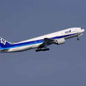2011.03 羽田AP 第2ターミナル ANA B72 JA719A RWY16L DEP