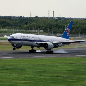 2011.08 成田AP ナリコー China Southern B72 B-2062 RWY16L ARV