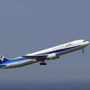 2021.07 羽田AP 第2ターミナル ANA B63 JA607A RWY16L DEP