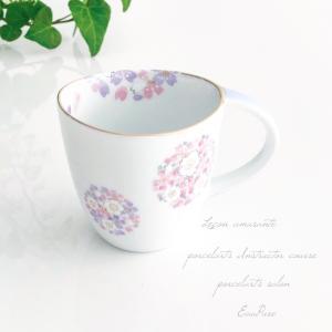 愛らしい桜満開 ポーセラーツインストラクターコース課題