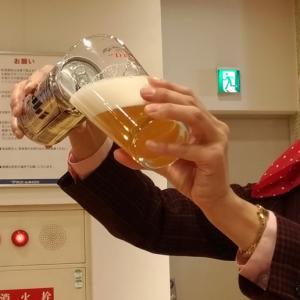 美味しいビールの注ぎ方
