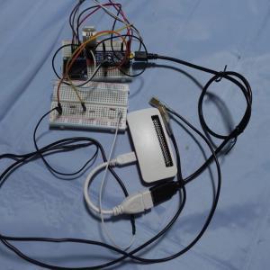 Raspberry Piでソーラー蓄電システムの遠隔監視やってみた