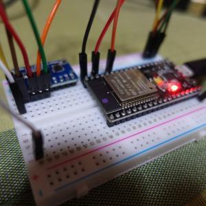 ESP32とADS1115で電圧計測