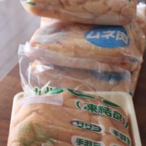ふるさと納税 リピ!佐賀県唐津市 若鶏むね肉・ささみ合計8kg