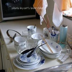 キッチンのシンクの掃除