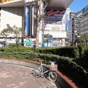 いつもと違った横浜尾根道サイクリング