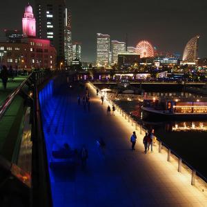 横濱 みなと夜景