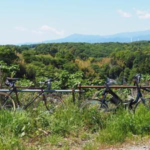 GWサイクリング 多摩丘陵と相模原へ♪