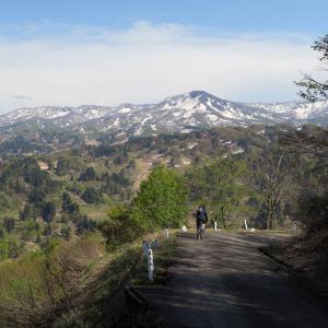 坂道は辛くとも峠超えは楽しく