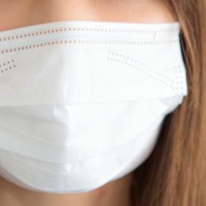 新型コロナ 冷感 夏用マスク