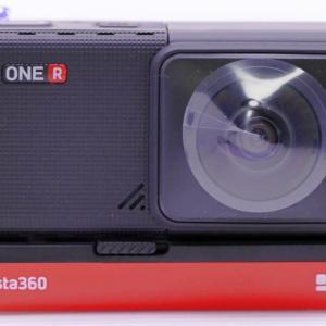 Insta360 ONE R 360度版 購入 アクセサリー