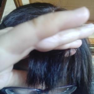 3分でできる前髪のセルフカット方法【ポイントは1つだけ!】