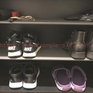 入りきらないほど多すぎる靴を、玄関の下駄箱に収納するのは難しい。根本的にスッキリさせる方法