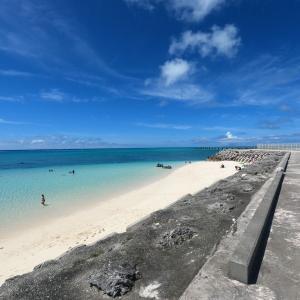 【宮古島】17ENDは幸せいっぱいの楽園♪インスタ映え! 幻の砂浜を見るための条件!大潮の干潮がベストです(^-^) 2021年最新情報