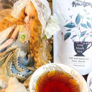 "*TEAREPO* イギリス🇬🇧から""最上級のアッサム茶葉が彩る、ココアのようなブラックティーを"" / ノーティーズ 【 ロングブラックティー 】"