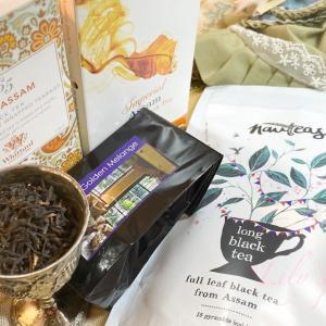 *Tea Column* 「インド・アッサム茶葉の紹介と、茶葉が彩る商品たち」