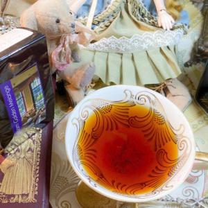 """*TEAREPO* オーストリア🇦🇹から""""春摘みのゴールデンチップが彩る、コーヒーのようなアッサムティー"""" / ハースアンドハース 【 アッサム ゴールデン メランジュ 】"""