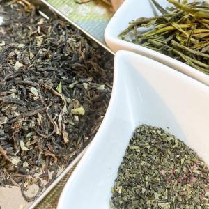 *TEA COLUMN*「 紅茶、緑茶、、白茶、、、お茶の種類について 」