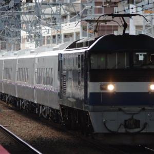 キハ261系甲種輸送 2019/11/30