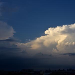 雷雨と嵐の前