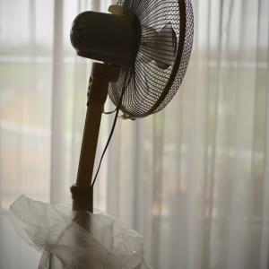 哀愁の扇風機