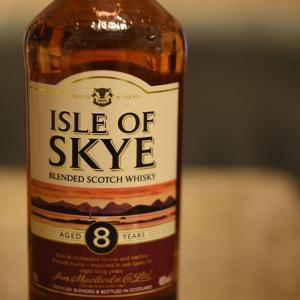 ウィスキー Isle of Skye 8年