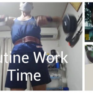Routine Work Time