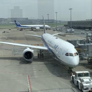 東京−バンコク ANAプレミアムエコノミークラス搭乗記