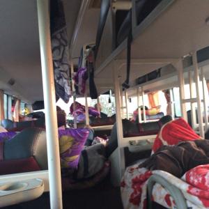 ニャチャンーホイアン 旅行初心者には難易度が高すぎた… HA LINH乗車録