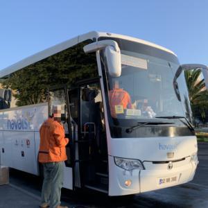 イスタンブール空港から市内への移動はエアポートバス havaistがおすすめ!
