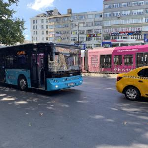 イスタンブール旧市街の移動方法とイスタンブールカードのご紹介