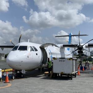 マニラ−エルニド Air Swift(エアスイフト)エコノミークラス搭乗記とエルニド空港について
