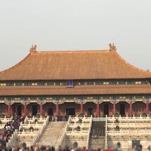 【世界遺産】紫禁城(故宮)の事前予約の仕方は?北京を象徴する紫禁城は一見の価値あり!