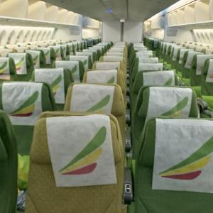 コスパ最強!成田−仁川 エチオピア航空エコノミークラス搭乗記