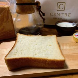 大好物な食パンを、久々に興する。