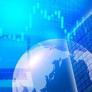 反発。日本株は逆行安。