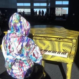都庁ピアノで4分33秒(ジョン・ケージ)を演奏した時の話【偶然性の音楽】