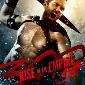 300 《帝国の進撃》 映画もポスターも《地方自治体の牛歩》