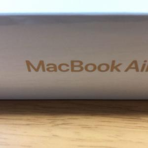 M1チップ搭載MacBook Airを購入したので使用感を書いてみる