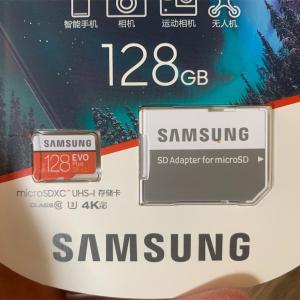 microSDカードでめっちゃ損しそうになった話