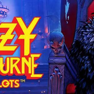 #89 Netent-Ozzy Osbourne