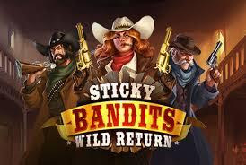 #84 Quickspin-Sticky Bandits: Wild Return